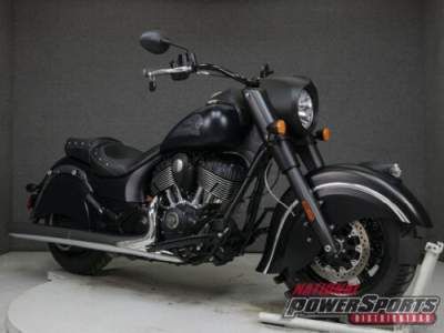 2016 Indian CHIEF DARK HORSE W/ABS THUNDER BLACK SMOKE for sale craigslist