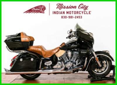 2016 Indian Roadmaster Thunder Black Thunder Black for sale