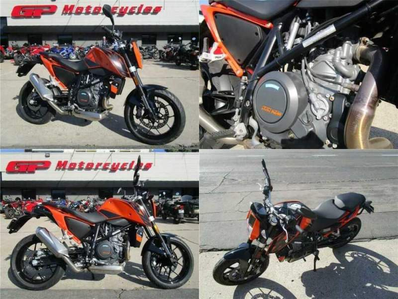 2016 KTM 690 Duke Orange for sale craigslist