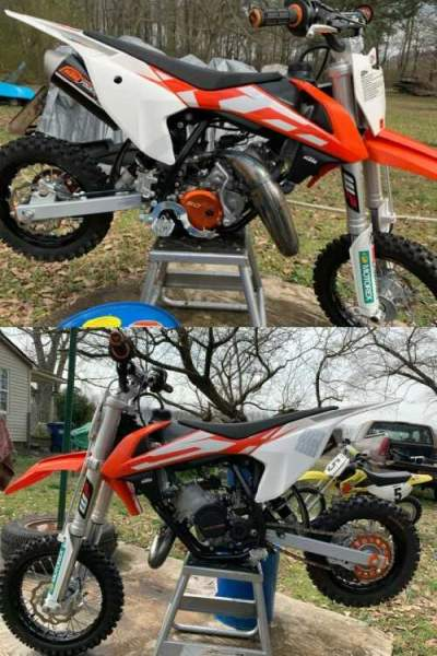 2016 KTM SXS-50 Orange for sale craigslist