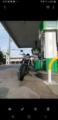 2016 Moto Guzzi Audace Black for sale craigslist