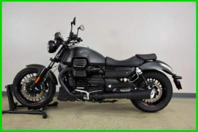 2016 Moto Guzzi Nero AUDACE (Only 47 Miles) Black for sale