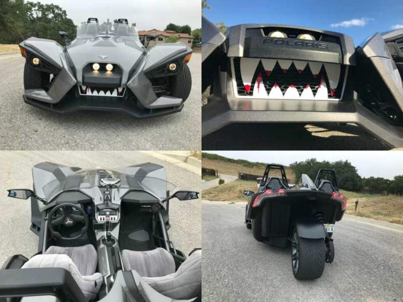 2016 Polaris Base model Gray for sale