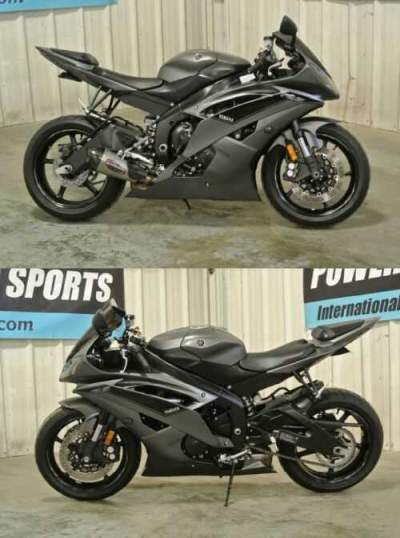 2016 Yamaha YZF-R MATTE GRAY for sale