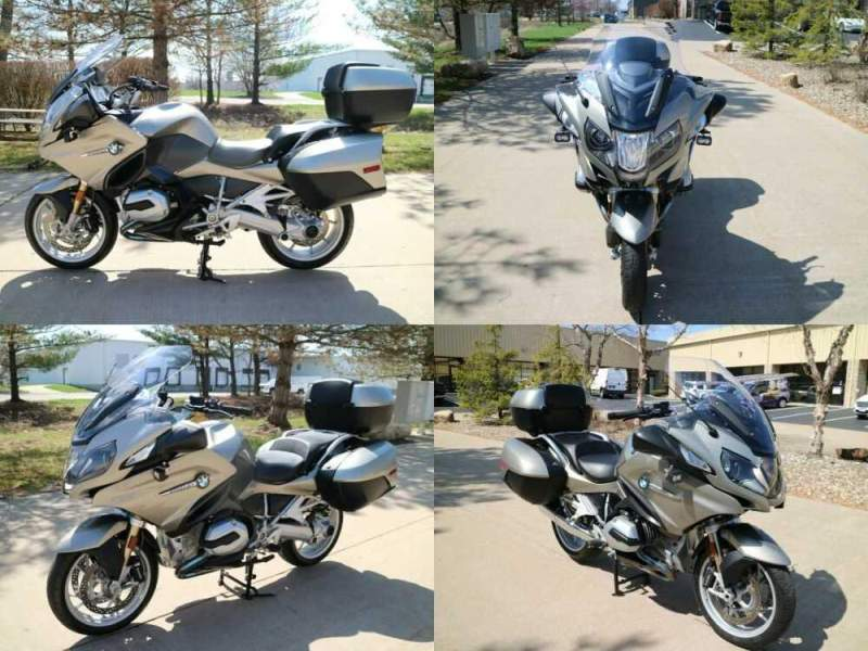2017 BMW R-Series Tan for sale