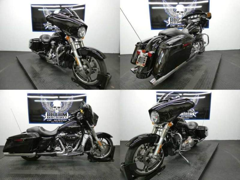 2017 Harley-Davidson FLHX - Street Glide Black for sale