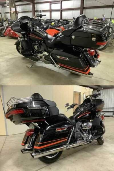 2017 Harley-Davidson FLTRU - Road Glide® Ultra Black for sale craigslist