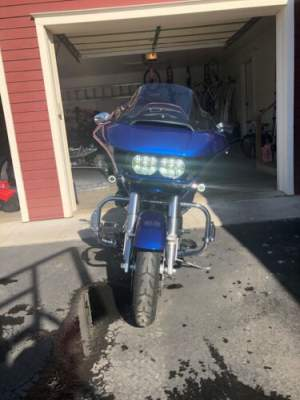 2017 Harley-Davidson FLTRXS Road Glide Special Blue for sale craigslist