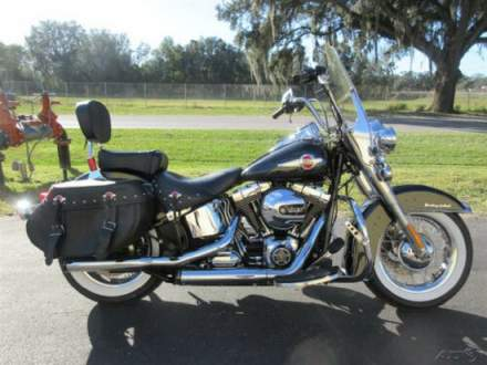 2017 Harley-Davidson Softail Heritage Softail® Classic Black for sale craigslist