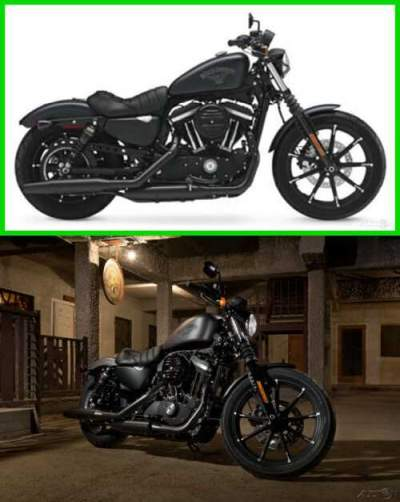 2017 Harley-Davidson Sportster Iron 883 Black Denim for sale