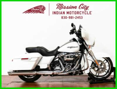 2017 Harley-Davidson Touring Crushed Ice Pearl for sale craigslist