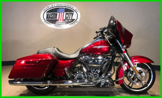 2017 Harley-Davidson Touring Street Glide® Special Velocity Red for sale