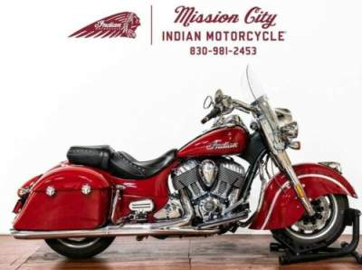2017 Indian Springfield™ Indian Motorcycle® Red Red for sale craigslist