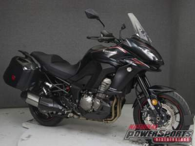 2017 Kawasaki Versys KLZ1000 1000 LT WABS Black for sale craigslist