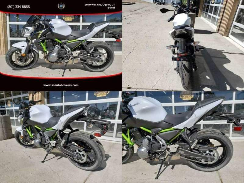 2017 Kawasaki Z650 Z650 -- for sale
