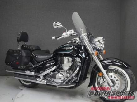 2017 Suzuki Boulevard C50T 800 TOURER Black for sale