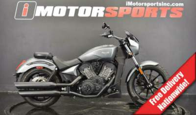 2017 Victory Octane Matte Super Steel Gray Gray for sale