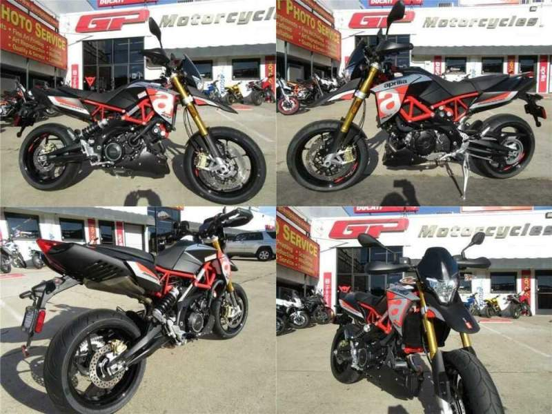 2018 Aprilia Dorsoduro Black for sale