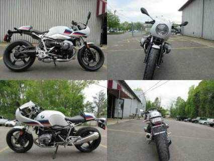 2018 BMW R Nine T Racer White for sale craigslist