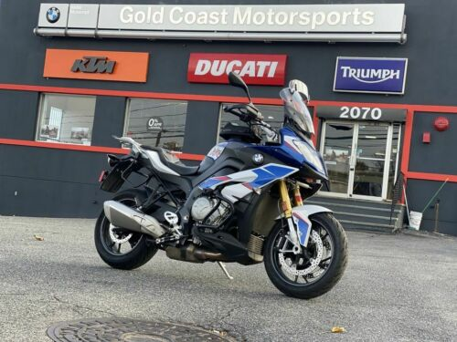 2018 BMW S 1000 XR White/Racing Blue/Red Low Suspension WH for sale craigslist