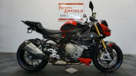 2018 BMW S1000R LOW MILES NICE BIKE Red for sale