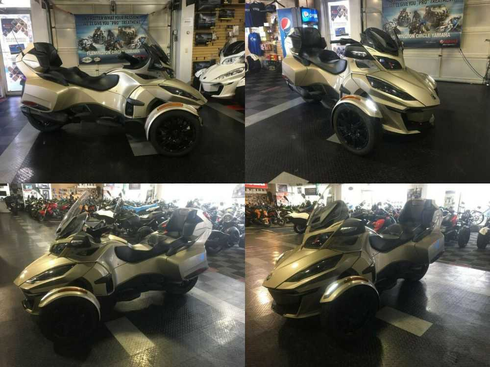 2018 Can-Am RT Limited Dark Champagne for sale craigslist