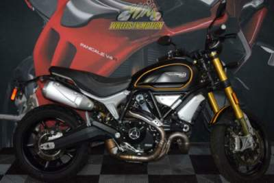 2018 Ducati Scrambler 1100 Sport Black for sale