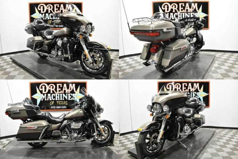 2018 Harley-Davidson FLHTK - Ultra Limited Gray for sale