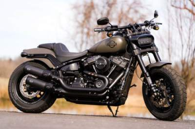 2018 Harley-Davidson Softail Industrial Gray Denim for sale craigslist