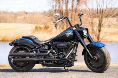 2018 Harley-Davidson Softail Legend Blue/Vivid Black for sale craigslist