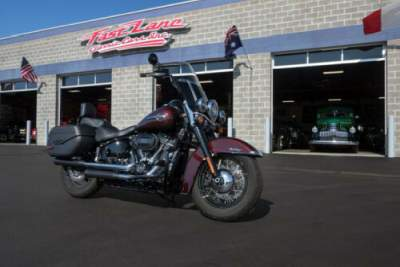 2018 Harley-Davidson Softail Heritage Softail Twisted Cherry for sale
