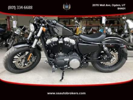 2018 Harley-Davidson Sportster XL1200X Sportster Forty-Eight Black for sale craigslist