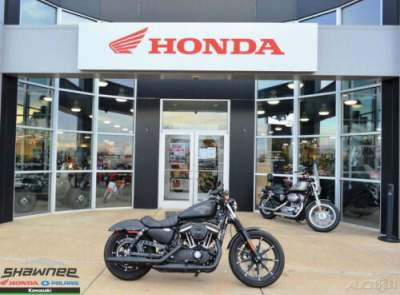 2018 Harley-Davidson Sportster XL883N  Iron 883™ black denim for sale craigslist