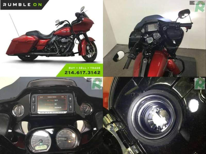 2018 Harley-Davidson Touring CALL (877) 8-RUMBLE Maroon for sale craigslist