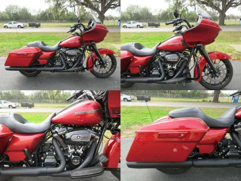 2018 Harley-Davidson Touring Street Glide® Special Red for sale