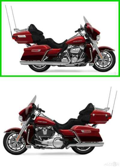 2018 Harley-Davidson Touring Wicked Red / Twisted Cherry for sale