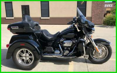 2018 Harley-Davidson Trike Tri Glide® Ultra Vivid Black for sale