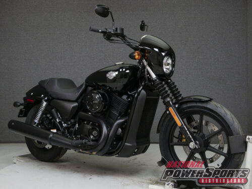 2018 Harley-Davidson XG500 STREET 500 VIVID BLACK for sale