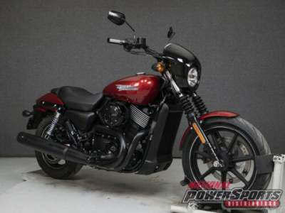 2018 Harley-Davidson XG750 STREET 750 WICKED RED for sale