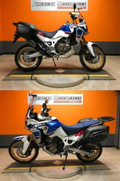 2018 Honda Africa Twin White for sale craigslist