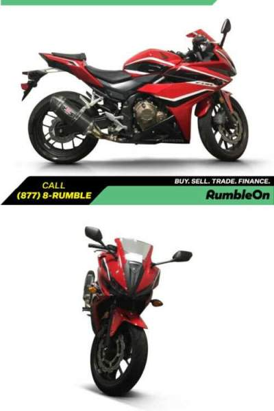 2018 Honda Fury CALL (877) 8-RUMBLE Red for sale