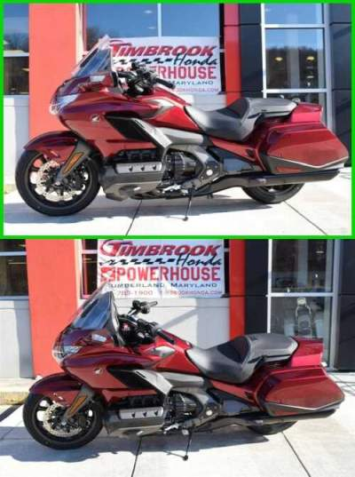 2018 Honda Gold Wing CANDY ARDENT RED for sale craigslist