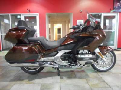 2018 Honda Gold Wing Pearl Stallion Brown for sale