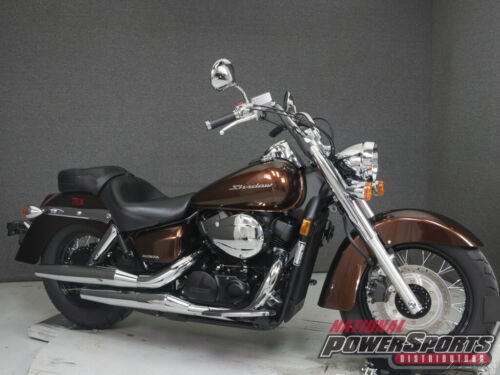 2018 Honda Shadow VT750 750 AERO PEARL STALLION BROWN for sale craigslist