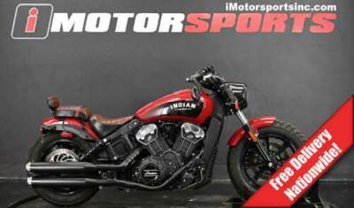 2018 Indian Scout Bobber Indian Motorcycle Red Red for sale craigslist