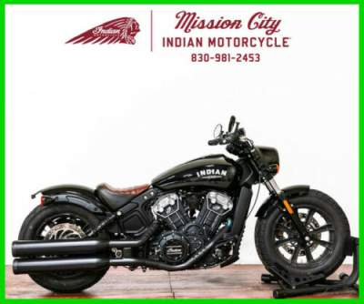 2018 Indian Scout Bobber Thunder Black Thunder Black for sale craigslist