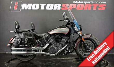 2018 Indian Scout Sixty ABS Thunder Black / Titanium Metallic -- for sale craigslist