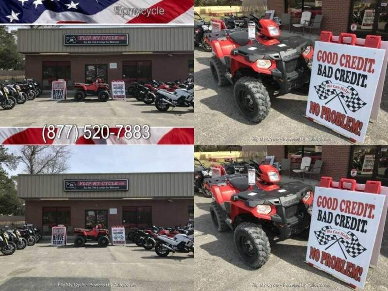 2018 Polaris SPORTSMAN 570 -- for sale craigslist