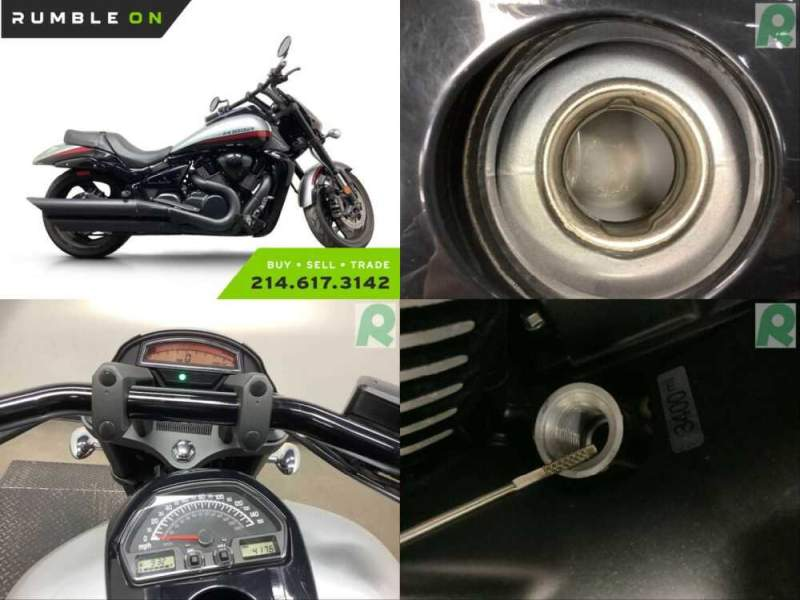 2018 Suzuki Boulevard CALL (877) 8-RUMBLE Black for sale craigslist