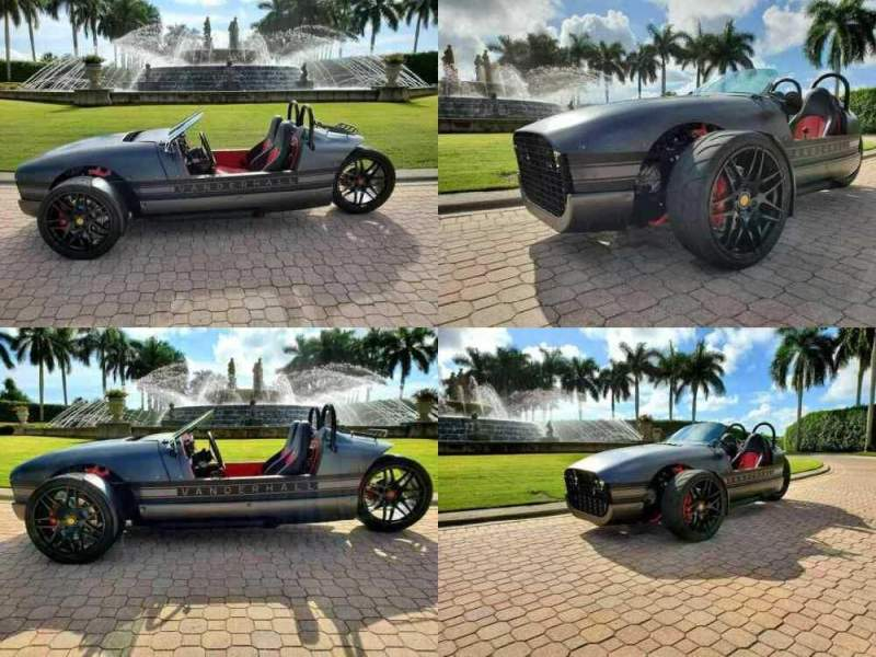 2018 Vanderhall VENICE Gray for sale craigslist